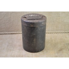 powder charge steel container for s.F.H.18