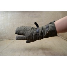 German wwII motorcycle squad troops glove right hand