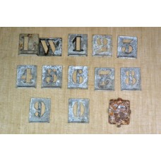 set of Luftwaffe stencils