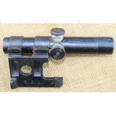 1943 or 1944 made PU optic sniper sight for Mosin/Nagant sniper rifle