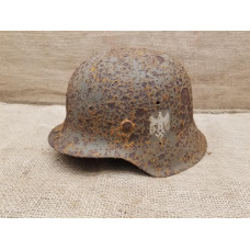 German M42 SD helmet shell