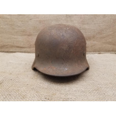 German helmet M40 Size 64 signed