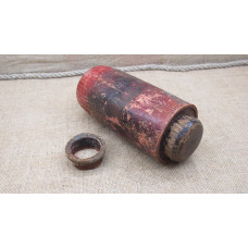 15 cm Wgr.41 nebelwerfer rocket cardboard cartridge