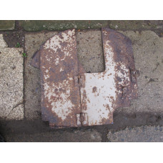 2cm Flak 38 gunners protective shield unusual version