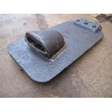 Panzer IV / Stug IV  brakes maintenance hatch with hinge