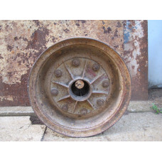 Sd.Kfz 251 front wheel excellent condition
