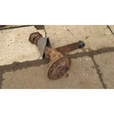 VW typ 166 schwimmwagen rear wheel axle part