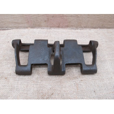 early type 38 cm track link for Panzer III / Panzer IV