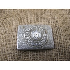 Wehrmacht heer belt buckle RS&S