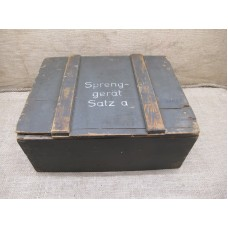 German pioneer accessories box Sprenggerat Satz A