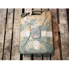 Wehrmacht 20 L jerry can Wasser ( for water ) ABP production 1943